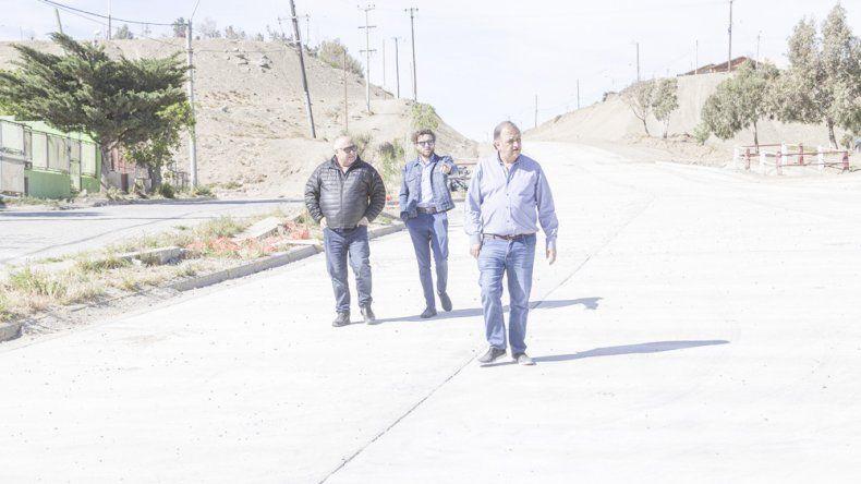 El proceso de reconstrucción de la avenida Constituyentes se encuentra en su etapa final