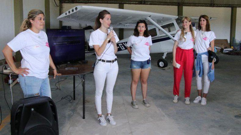 Se realizará el 2° Encuentro Nacional de Mujeres en Aviación
