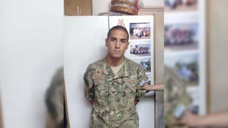 Se hizo pasar por soldado y terminó detenido