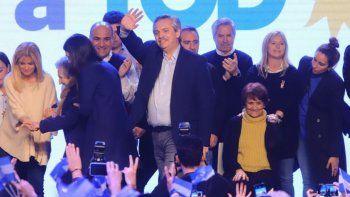 Alberto Fernández es Presidente sin balotaje