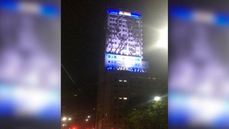 Se encendieron las luces de Evita en el Ministerio de Desarrollo