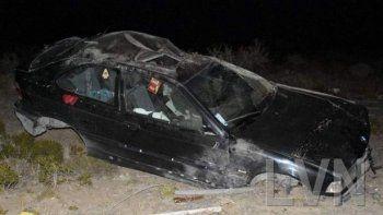 Una pareja de Comodoro murió tras un accidente en Caleta Olivia