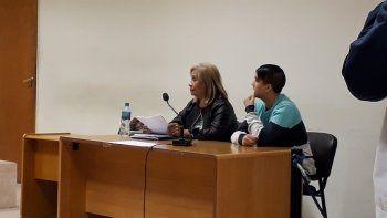 Comenzó el juicio contra Nieves por el mecánico asesinado a quemarropa