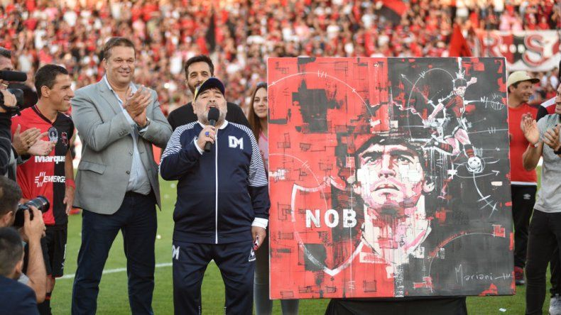 Diego Maradona cumple 59 años
