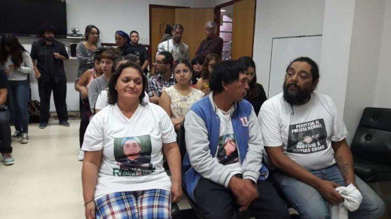 Causa Rafael Nahuel: quieren que el crimen quede impune