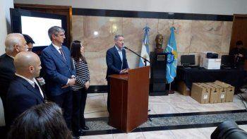 Arcioni: la provincia hoy no mantiene deudas con Nación