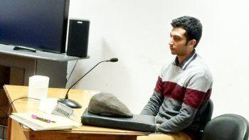 Axel Pros cumple prisión preventiva como imputado por el homicidio de Cristian Banza.