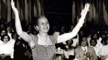 La CGT buscan que Evita sea beatificada