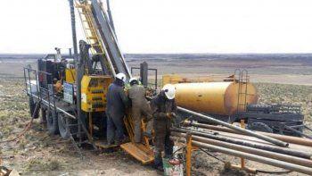 Fomicruz inició a mediados de octubre nuevas perforaciones en otra de sus propiedades con grandes perspectivas de hallar minerales.