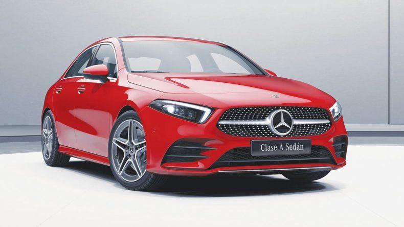 Mercedes-benz clase A: Con nueva carrocería