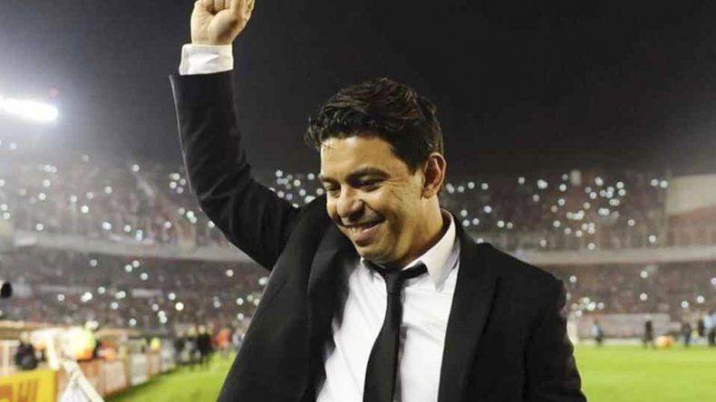 En España suena el nombre de Marcelo Gallardo como futuro entrenador del Barcelona.