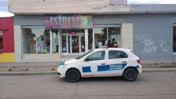 Detienen a una mujer por robar ropa en locales céntricos
