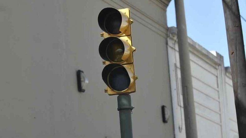 Diez barrios de Comodoro Rivadavia sin luz
