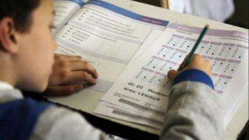 solo escoltas y abanderados tienen asegurado el ingreso a escuelas sobredemandadas