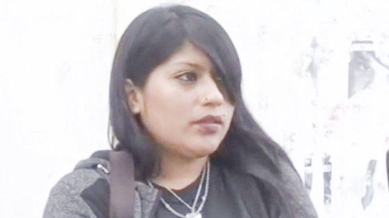 Macarena Leiva admitió que estaba cometiendo un delito