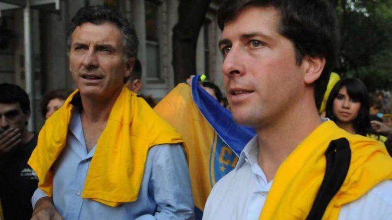Dos imputados tras la denuncia de Cristóbal López contra Macri