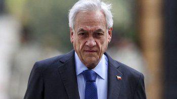 Piñera refuerza seguridad y evita hablar de la reforma constitucional
