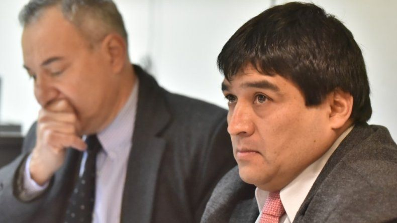 La Fiscalía pidió cuatro años  de prisión para Oscar Alarcón  y el decomiso de sus bienes