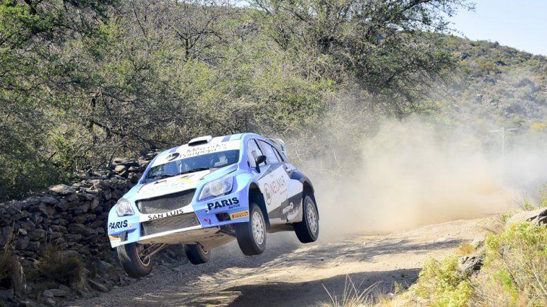 Se inicia en Entre Ríos la penúltima fecha del Campeonato Argentino de Rally.