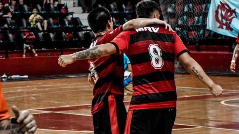 Flamengo ya está entre los cuatro mejores del futsal del país.