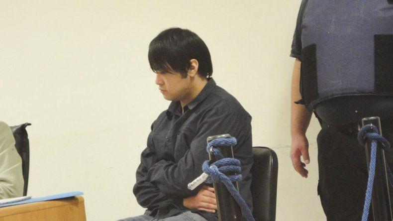 Marcelo Guenuman (foto) y Enzo Uranga fueron imputados por la fuga que protagonizaron el 31 de diciembre en la alcaidía.