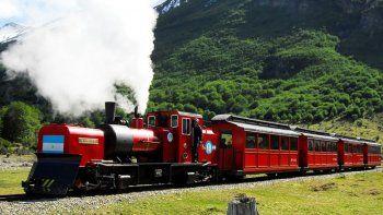 el tren del fin del mundo: 25 anos de un atractivo clasico de ushuaia