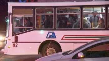 Se desactivó el paro de transporte público en Comodoro