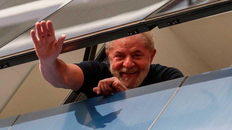 La Justicia brasileña ordenó liberar a Lula Da Silva