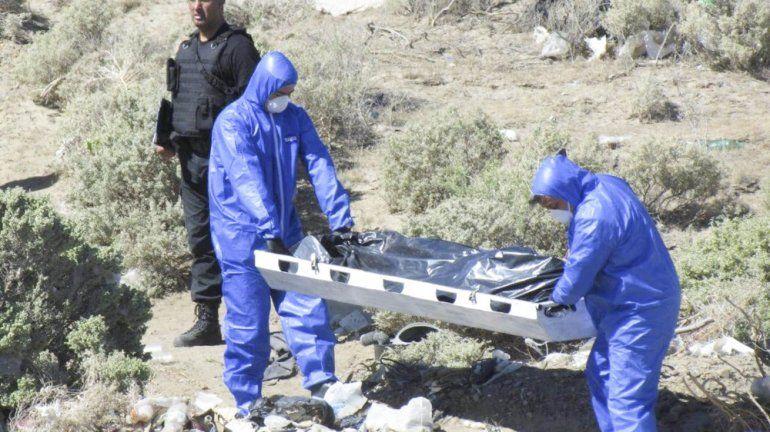 Encontraron un cadáver en el acceso sur de Caleta Olivia - El Patagónico