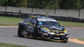 Facundo Ardusso y Gabriel Ponce de León dominaron ayer con Renault Fluence.