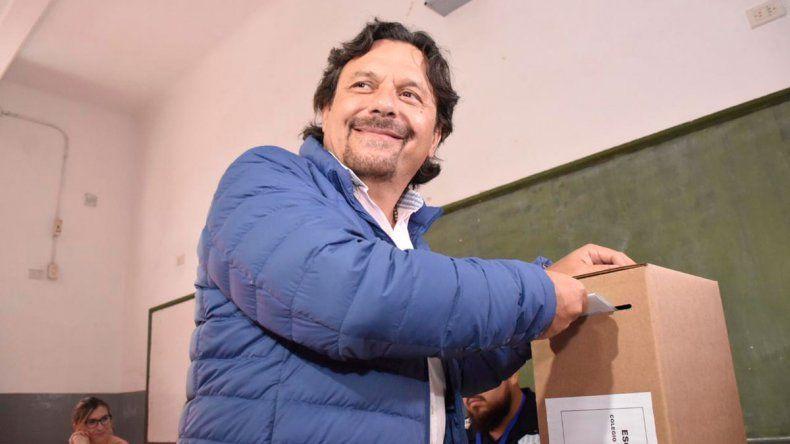 Sáenz, el nuevo gobernador de Salta