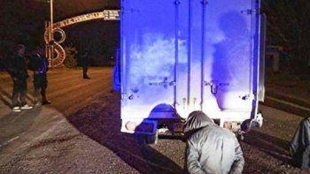 Expulsarán de Chubut a dos primos chilenos narcos