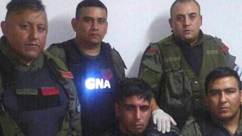 Quemaron vivo al femicida de Araceli Fulles en la cárcel de Sierra Chica