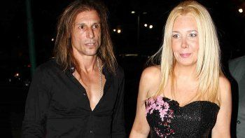 nannis denuncio a caniggia por abuso sexual