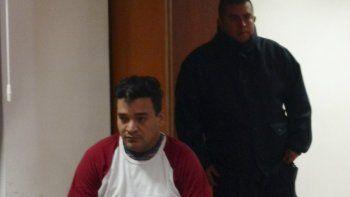 Samuel Alcalá permanece en el pabellón 9 de la alcaidía de Comodoro por el crimen de su expareja y el intento de homicidio de su hijastra.