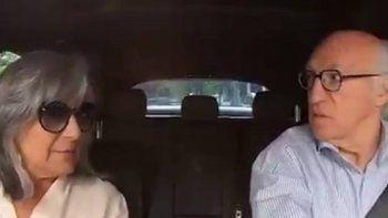 el video de bianchi y su esposa que es furor en las redes