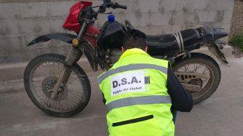 Compró una moto robada por Facebook y quedó secuestrada