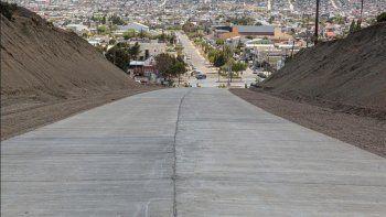 finalizo la reconstruccion de la avenida constituyentes