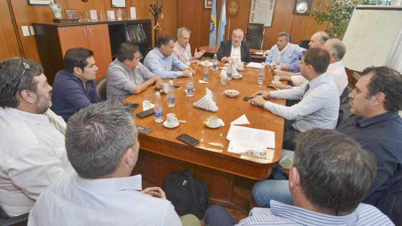Julio Ramírez fue ratificado en la Presidencia del Banco del Chubut
