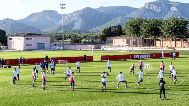 La Selección se despidió de Mallorca y tiene todo listo para medirse mañana con Brasil.