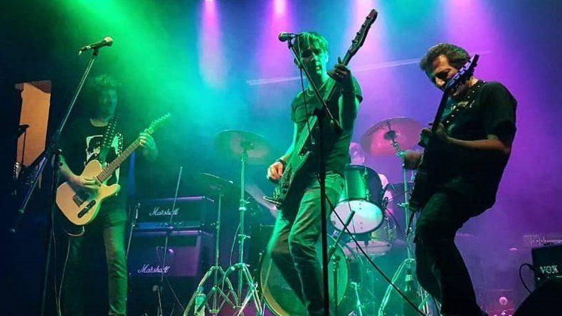 Fin de semana a puro rock en Comodoro Rivadavia