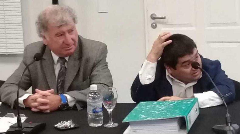 Oscar Alarcón fue condenado a cuatro años y medio de prisión de cumplimiento efectivo.