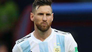 Lionel Messi reaparecerá esta tarde en la selección argentina luego de tres meses.