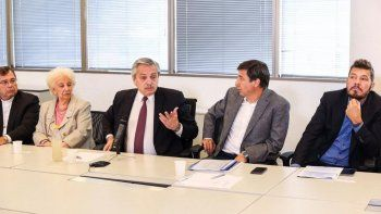 Alberto Fernández: hay un problema estructural en la Argentina