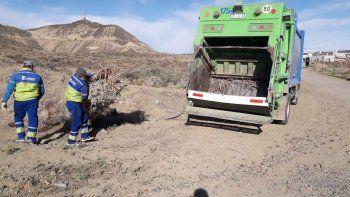 ¿como sera la recoleccion de residuos durante el fin de semana largo?