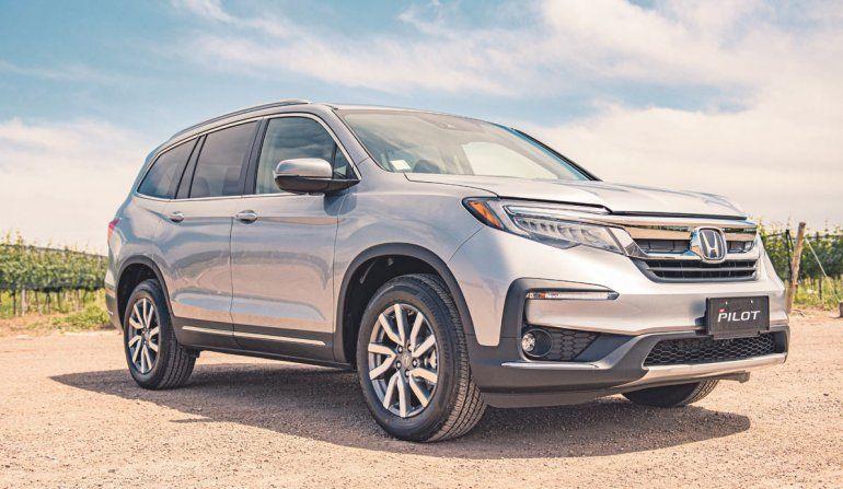 Honda Pilot: Vuelve el SUV de 8 plazas - El Patagónico