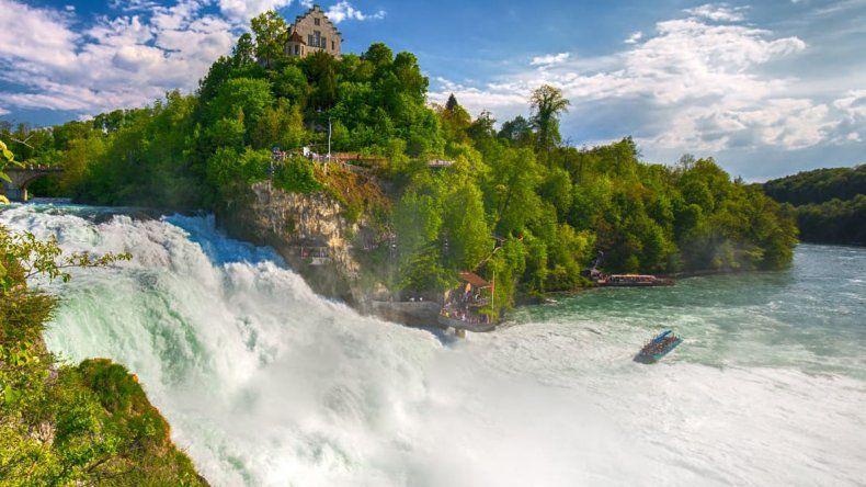 Seis cataratas del mundo que vale la pena conocer