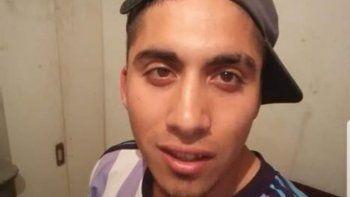 El sábado a las 3 de la madrugada fue hallado Darío Reyna con una herida a la altura del pecho.
