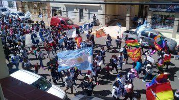 Nueva marcha contra el golpe en Bolivia y a favor de Evo