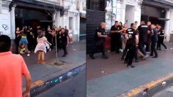 patovicas golpearon a mujeres a la salida de un boliche